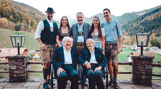 Familie Lichtmannegger